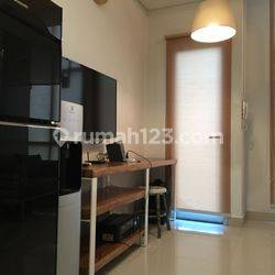 Dijual Cepat : Apartemen Capitol Park Residence Studio Salemba Jakarta Pusat