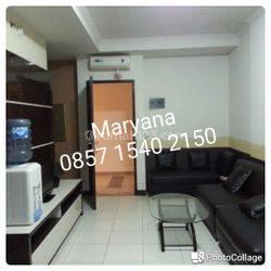 Apartemen Medit 2 - Tanjung Duren 2 BR Furnish Bagus Tahunan