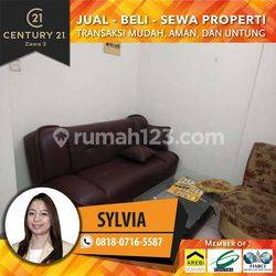 Apartment Mediterania Gajah Mada 2BR Full Furnished Tower Beta Middle Floor