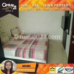 Apartemen Central Park Residence 1BR Full Furnish High Floor View City