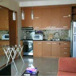 Apartemen Hampton Park Terogong 2BR Furnished Lantai Tinggi