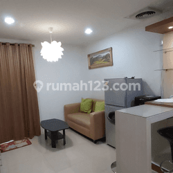 Apartemen Green Central City, Cerberra 2BR