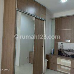 MT Haryono Residence 1BR View Pool Floor 18 Furnished