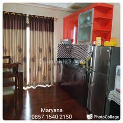 Apartemen Mediterania Garden Residences 2 - di Tanjung Duren 2 BR Furnish rapih terawat Tahunan
