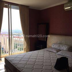 Apartemen studio full furnish nyaman dan tenang dekat dengan ITC mangga dua