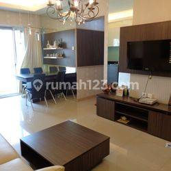 Apt Mediterania Garden Residence 2 Full Furnish Interior