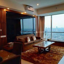 Apartemen Kemang Village 3BR Furnished