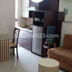 42m2 ~ 2 Bedrooms ~ Full Furnished @ Green Palace Apartemen