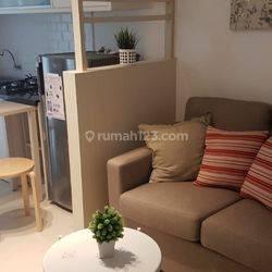 apartemen full furnish siap huni blum per ah ditempati
