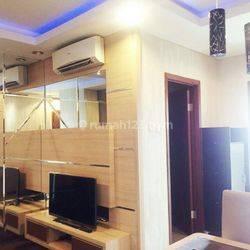 Apartemen Thamrin Residence Luas 42m2 Furnished Bagus Dan Terawat
