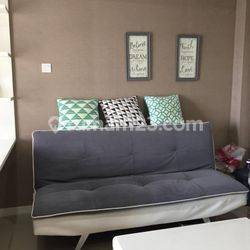 Metro Park Apartemen 2br Furnished Bagus View City