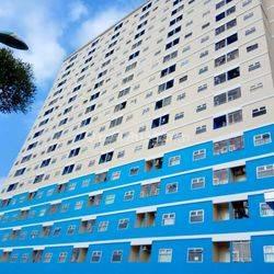 Apartemen Teluk Intah Tower Shappier, Lt 10, Teluk Gong ST-AP855