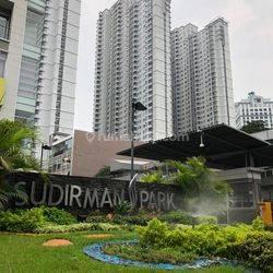 Apartment Sudirman Park,2BR, View Pool dan City,Tanah Abang,Jakarta Pusat