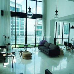 Kemang Village Ritz loft 3br Furnished Kemang Jakarta Selatan