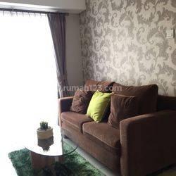 Apartemen Trivium Lippo Cikarang - 2 BR Size 56 m2 Nice View