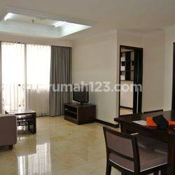 Good Apartment with Nice 3 Bedrooms at Simprug Indah (Fully Renovated)
