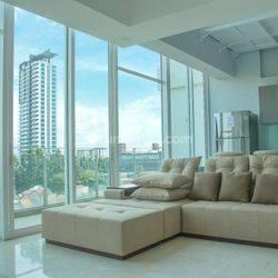 Apartemen Satu 8 Residence 3 BR Furnished