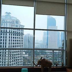 Apartemen Jakarta Pusat, Sudirman -CITYLOFT SUDIRMAN - (Belakang Hotel Grand Sahid Jaya) **Selangkah ke Citywalk Sudirman -- Luas : 90 m2 (Loft 2 Lantai), FULL FURNISHED. Lantai Tengah (Belasan), Sudah Sertifikat. Siapa Cepat Dapat!