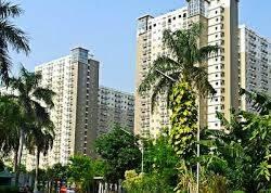 Apartemen Puri Park View Tower C studio lt 12 semi furnish hdp pool/selatan BU murah