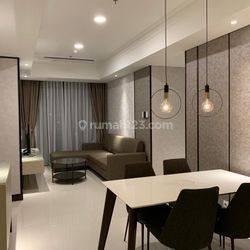Apartemen Casa Grande 3BR+1 Full Furnish Bagus High Floor Tower Angelo