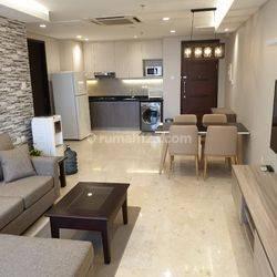 Aprtemen The Groove, 1+1 bedroom, 1 bathroom, fully furnished dengan good interior, city view dan harga yg menarik.