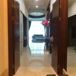 Pakubuwono Residence,3BR,fully furnished,tower sandalwood,304m2,Kebayoran,Jaksel