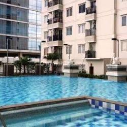Apartemen Signature Park Type Studio Tebet Jakarta Selatan
