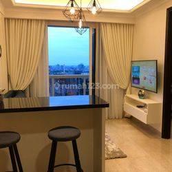 Apartemen Menteng Park 2BR Siap Huni