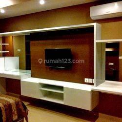 Dago suite studio fully furnished view kota Bandung