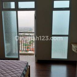 **APARTMENT PURI ORCHARD STUDIO FULL FURNISHED VIEW CITY**