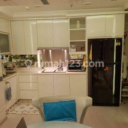 Apartemen ST Moritz Fully Furnished Siap Huni