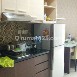 APT CENTRAL PARK RESIDENCES 1BR FULL FURNISH