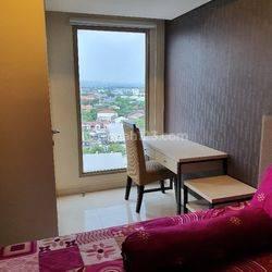 Apartemen full furnished baru gres