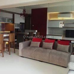 Apartemen One Park Residence Kebayoran Baru, Luas 91m2