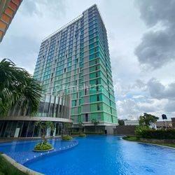 Apartemen Pejaten Park Residence 2 Bedroom Brand New Lantai Tinggi View Pool di Pejaten Warung Buncit Jakarta Selatan
