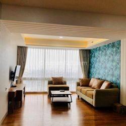 Apr Taman Anggrek Lama Tower 5 2BR Luas 88m2 Middle Floor Full Furnished Renovasi View City