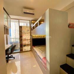 Apr Taman Anggrek Residence Tower F Studio Lantai Sedang Full Furnished View City