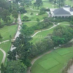 Apartemen Disewakan di Senayan City Residence, High Floor, Senayan Golf View,3 Bedrooms