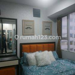 APARTEMEN MENTENG SQUARE 2BR GOOD CONDITION FULLY FURNISH NEW INTERIOR DESIGN IDR 950 JT