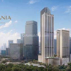Avania Apartment Gatot Subroto Jakarta Brand New Best Price