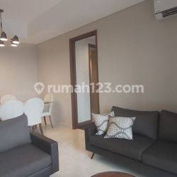 APARTEMENT BRANZ SIMATUPANG TOWER SOUTH TYPE 2BR FLOOR 12 IDR 32.000.000 PERMONTH