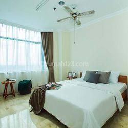 Queen Room in Shared Unit @ Apartemen Parama, Jakarta Selatan | Bayar Bulanan