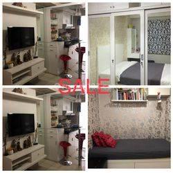 Apartemen 2 BR Green Palace Tower Mawar Kalibata City Jakarta Selatan