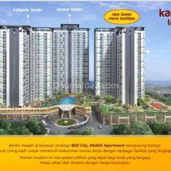 Subsidi DP s/d 5% Tower Kamaya - Apartemen Akasa BSD City