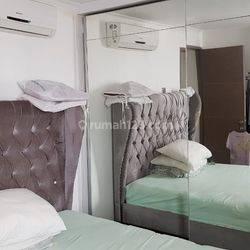 Apartemen Green Central City 2 BR semi furnished
