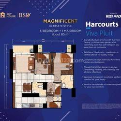 Apartemen Sky House Bsd, Tangerang. Harga Murah Nego!!
