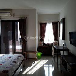For Sale Large Studio @ Taman Sari Semanggi Apartment - 12 th Floor - Gatot Subroto - Jakarta Selatan