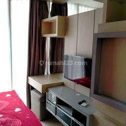 Apartement Taman anggrek Residence Studio Full furnish Ready