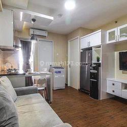 Apartemen Bassura City 2BR furnish mewah 750 juta CASH