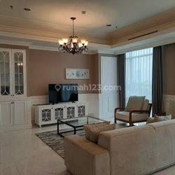 Apartemen Botanica, type 3 bedroom, furnished